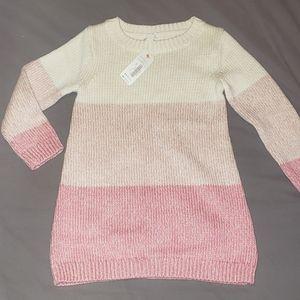 Toddler Knit Dress